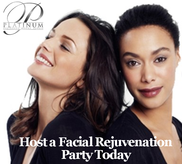 Facial Rejuvenation Parties